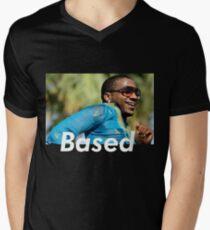 basedgod lil b Men's V-Neck T-Shirt