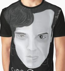 Sherlock V Moriarty Graphic T-Shirt