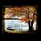 Set Sail and dream of autumn by Beth Brightman