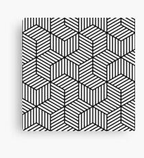 Optical illusion 1 Canvas Print