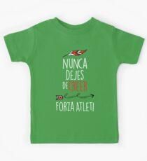 Nunca Dejes De Creer - Forza Atleti Kids Clothes