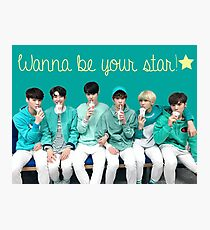 ASTRO Wanna Be Your Star Photographic Print