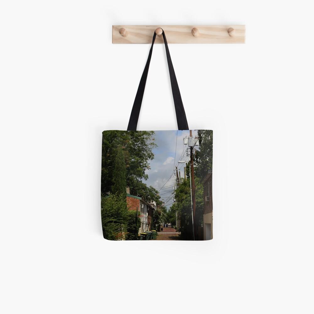Savannah Alley Tote Bag