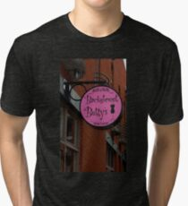 Backstreet Betty's Boutique Sign Tri-blend T-Shirt