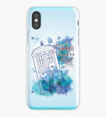We're All Stories iPhone Case
