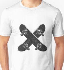 Skateboard X Unisex T-Shirt