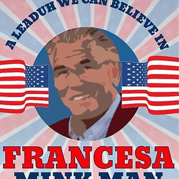 Francesa For President (2) 2016 by francesashirts