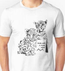 Limpio - Fight the Fur Trade Unisex T-Shirt