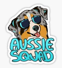 AUSSIE SQUAD Sticker