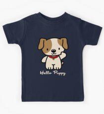 Hello Puppy Kids Tee