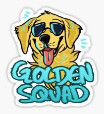 GOLDEN SQUAD Sticker