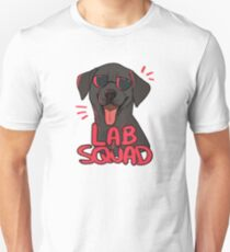 BLACK LAB SQUAD Unisex T-Shirt