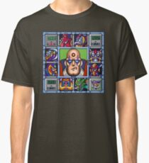 Megaman X bosses Classic T-Shirt