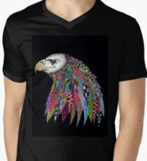 psychedelic eagle T-Shirt
