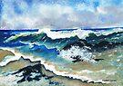 The sea by Elizabeth Kendall