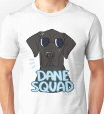 DANE SQUAD (black) Unisex T-Shirt