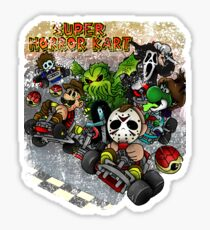 Super Horror Kart Sticker