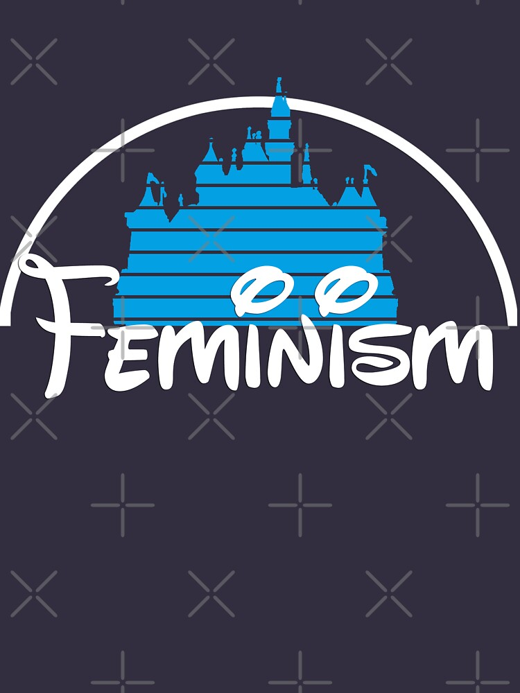 Feminism Castle by nicwise