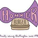 Honker Burger Since 1991 by pondlifeforme