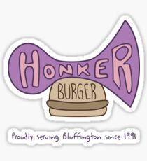 Honker Burger Since 1991 Sticker