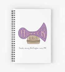 Honker Burger Since 1991 Spiral Notebook