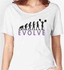 Women's Cheerleading Evolution Women's Relaxed Fit T-Shirt