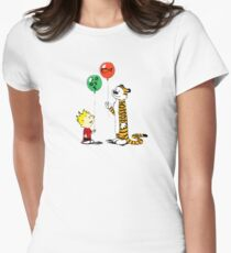 calvin and hobbes ballon T-Shirt