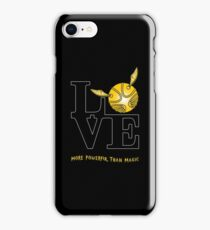 More Powerful than Magic  iPhone Case/Skin