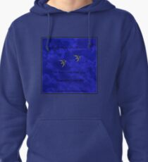 Don't Chase Your Dreams by Diamante Lavendar Pullover Hoodie