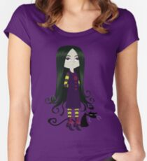 Baby Witch Women's Fitted Scoop T-Shirt