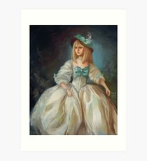 Historia Reiss Art Print