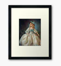 Historia Reiss Framed Print
