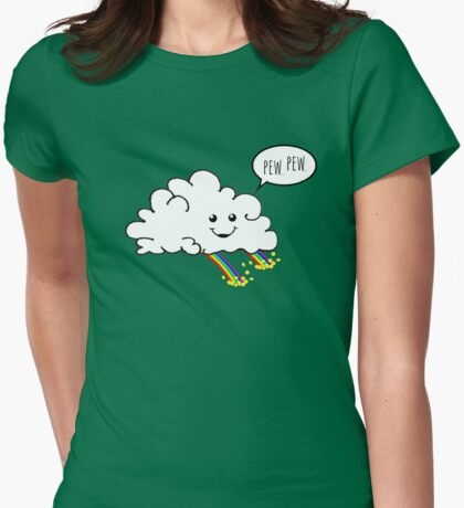 Friendly Cloud : Why there's a pot of gold at the end of every rainbow T-Shirt