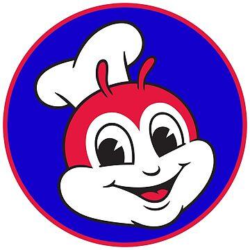 Jollibee Logo by GNULinux