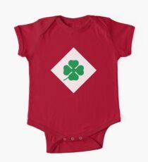 Alfa Quadrifoglio Shirt (Ugo Sivocci) Kids Clothes