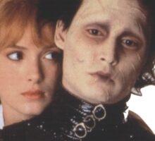 Edward and Kim Sticker