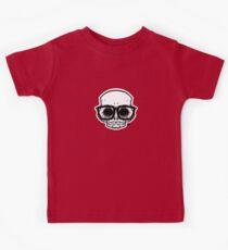 Nerd Skull Kids Clothes