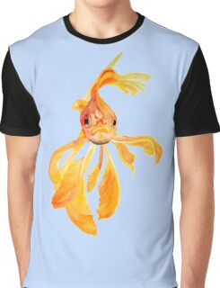 Fantail Goldfish Graphic T-Shirt