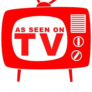 As SeeN On Tv by MaryLewski