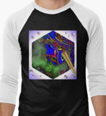 Bubble Zapper Men's Baseball ¾ T-Shirt
