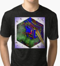 Bubble Zapper Tri-blend T-Shirt