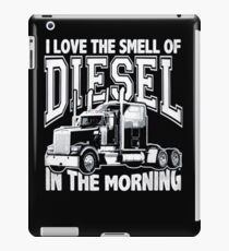 Truck driver iPad Case/Skin