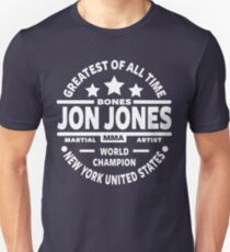 Jon Bones Jones T-Shirt