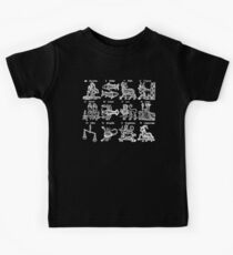 Horoscope, Astrology, ZODIAC, Signs of the Zodiac, Birth sign, Birth Star, Horoscope Kids Tee