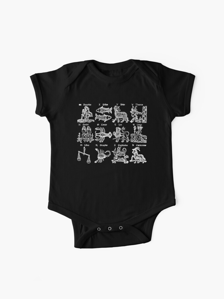Horoscope, Astrology, ZODIAC, Signs of the Zodiac, Birth sign, Birth Star,  Horoscope | Baby One-Piece