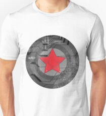 Winter Solider Shield Unisex T-Shirt