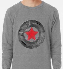 Winter Solider Shield Lightweight Sweatshirt