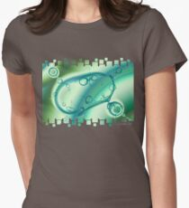 Microbiology Women's Fitted T-Shirt
