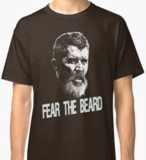 Roy Keane: Fear The Beard Classic T-Shirt
