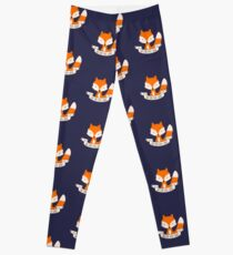 Oh For Fox Sake Leggings